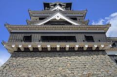Kumamoto Castle HDR #5 (Nam2@7676) Tags: japan canon eos dof pentax bokeh  dpp hdr kumamoto  kumamotocastle nam2  31mm fa31 kmount 7676 mountadapter smcpfa31mmf18 justpentax smcfa31mm118allimited 5dmarkii 5d2 rayqual yasunarinakamura  nam27676  pkeos
