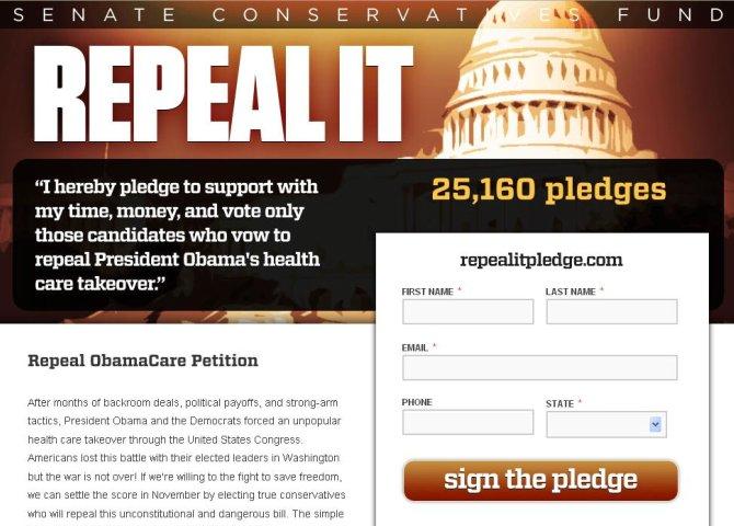 DeMing repeal