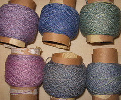 silk knitting yarn