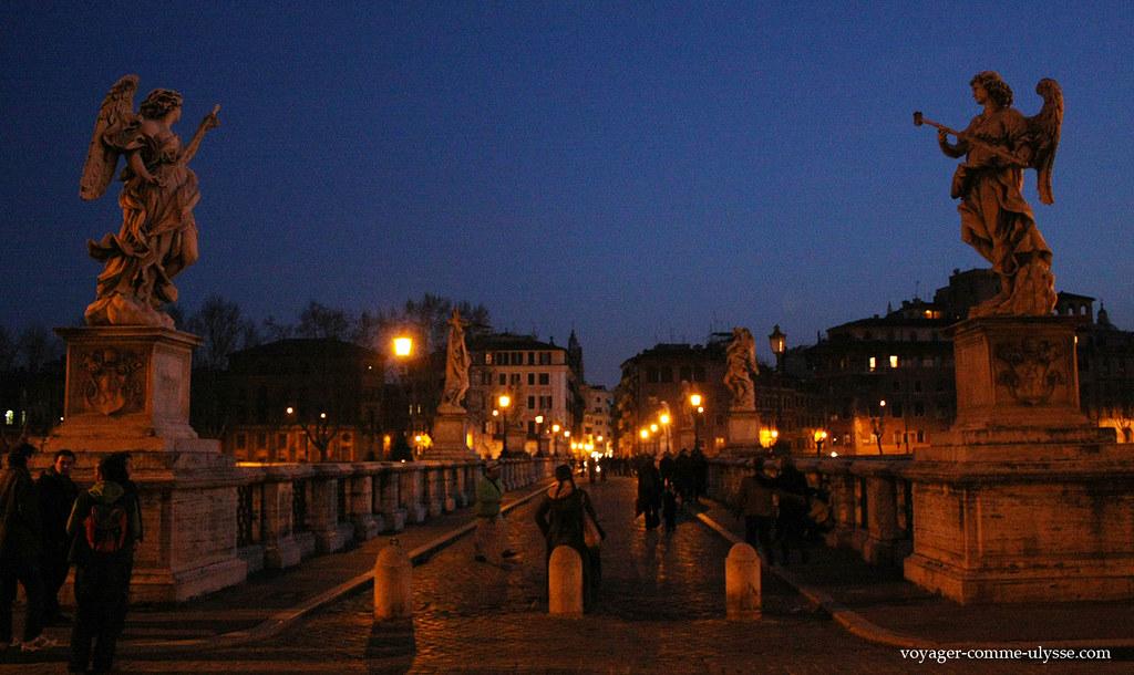 Statues du pont Sant'Angelo