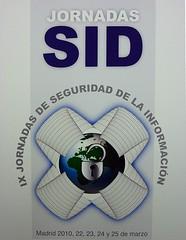 IX Jornadas SID