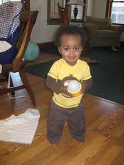 I Got a Ball