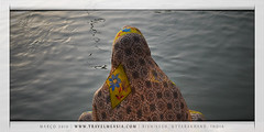 India } Rishikesh } Kumbh Mela } Mar 2010 - by travelmeasia