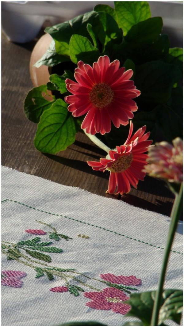 Kazuko Aoki. Flowers