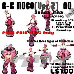 =random kitten= R-K MOCO AO(ver.2)