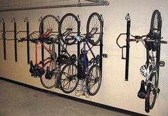 Hotel Bike Parking