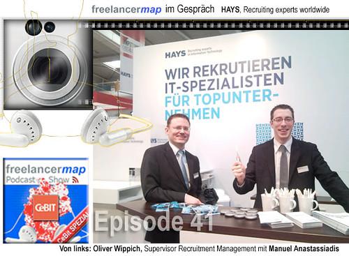 041 IT-Spezialisten gesucht bei hays.de