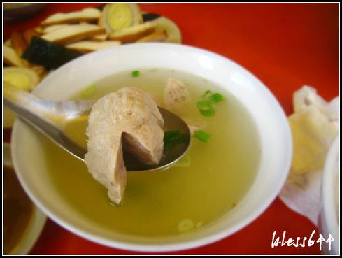 哈瑪星汕頭麵-貢丸湯