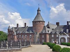 Schloss Anholt (fotoberni) Tags: schloss münsterland isselburg anholt schlossanholt