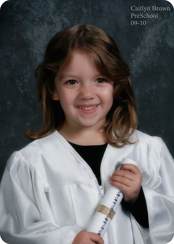 Graduation from PreSchool - 2
