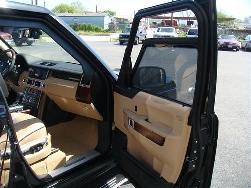 Blindado A Prueba De Balas Land Rover Range Rover Hse