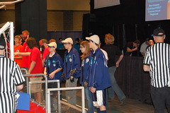 Team MAX in FIRST Robotics CT Regional