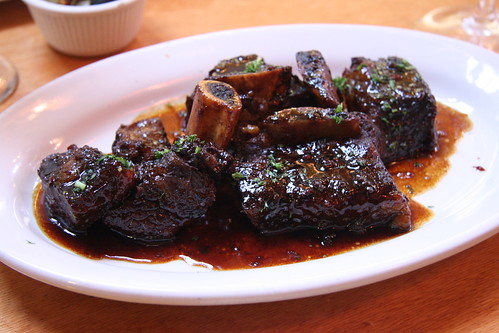 Phlight Restaurant, Whittier, CA - Brown Sugar & Ginger Short Ribs