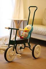 無印の三輪車