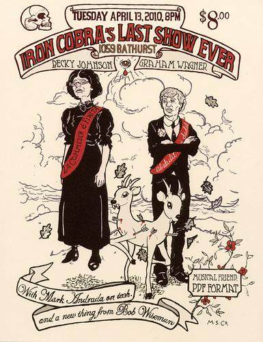 Iron Cobra poster