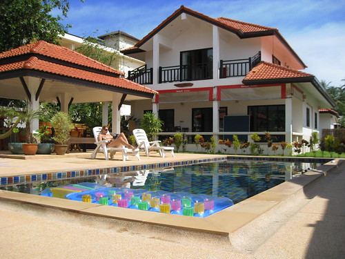 Villa Caley - 3 Bedroom Villa, Long Beach, Koh Lanta
