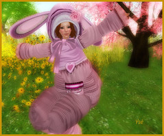 Joyeuses Pques (Ys Ah) Tags: secondlife atomic freebies maitreya fashionsladdict
