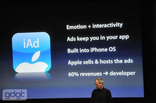iAd iPhone 4.0