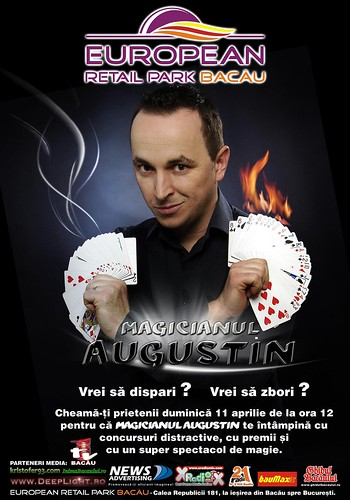 Magicianul Augustin inimabc