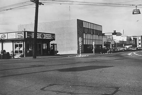 The 5-Spot Corner in 1973