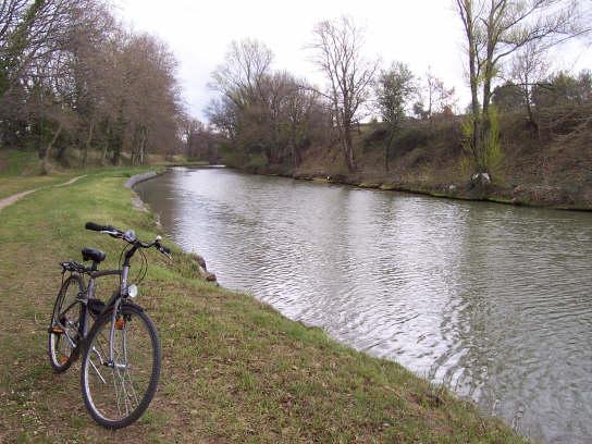 Ongekend Cycling along the Canal du Midi SL-54