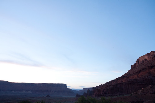 Fisher Towers at Sunset-4