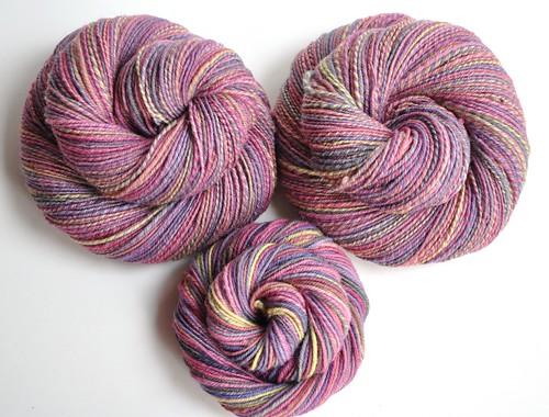 Columbia-dyed April 2009-8oz-16WPI-506yds total