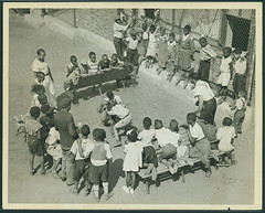 nyhs_cas_b-975_f-05_005s_w (New-York Historical Society Library) Tags: newyorkcity newyork playground children blog harlem games boxing playgrounds boysandgirlsclub paulparker childrenscenter socialreform childrensaidsociety africanamericanchildren harlemboysandgirlsclub