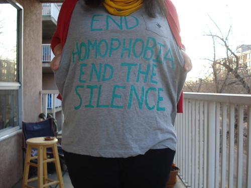end homophobia