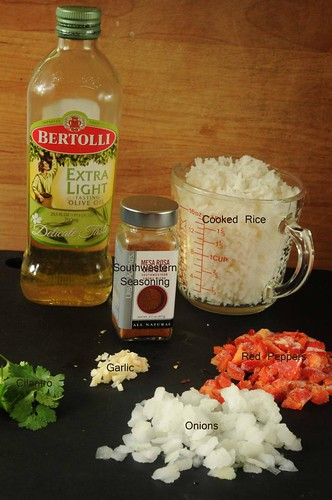 ingredients southwestern rice