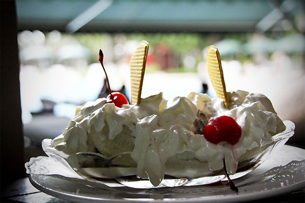 Sunday ice cream