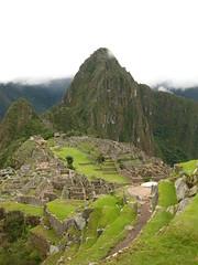 Terraces to Machu Picchu