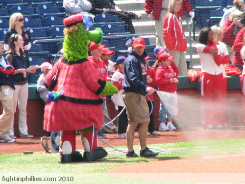 Phanatic Birthday 4/18/2010
