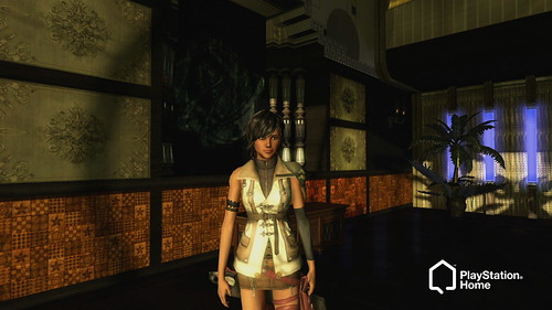 Final Fantasy XIII Costumes for PlayStation Home