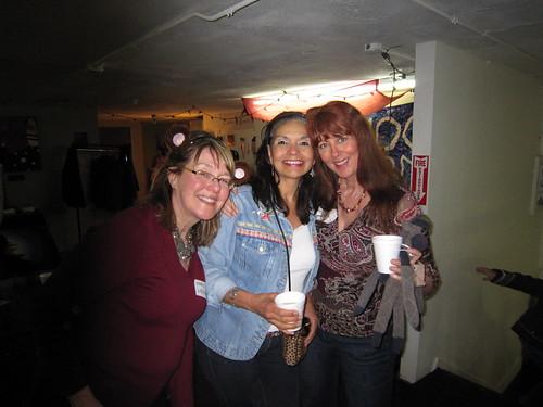 100th Monkey Tacoma April 2010 at Speakeasy 023