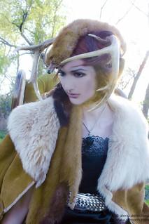 the queen by Alena Demidova
