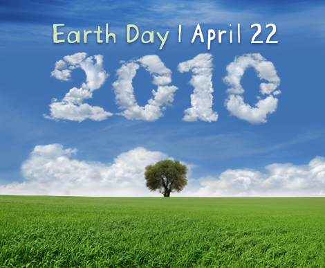 Quicken Loans DIFF blog wishes you a Happy Earth Day!