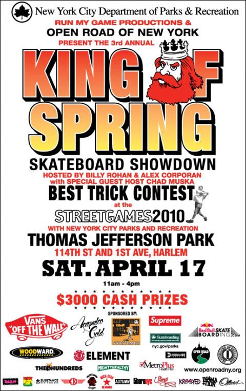 KING OF SPRING 2010/04/17