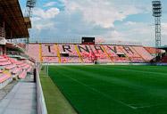 panorama trnava stadium.