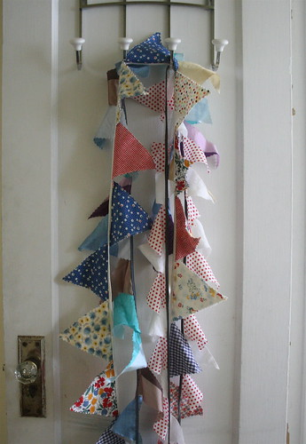 weekend project: bunting!