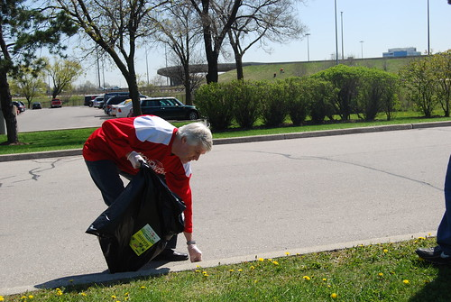 April Month of Action - Community Clean Up, Toronto
