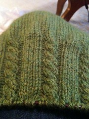 Sweater ribbing