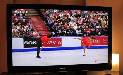 SONY BRAVIA 3D TV LX900 V52