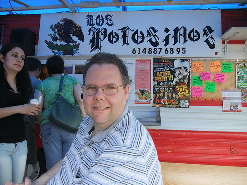 Paul at Los Potosinos