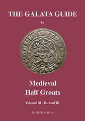 Greenhalgh MEDIEVAL HALF GROATS