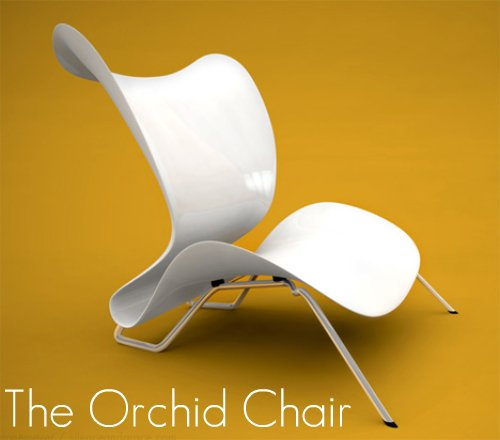 The Orchid Chair