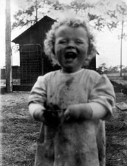 Little Bub Ahern having a good laugh: Babson Park, Florida (State Library and Archives of Florida) Tags: laughing child florida laughter ahern statelibraryandarchivesofflorida