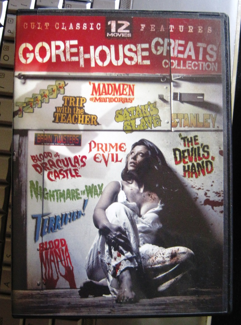 12 Gore House Greats DVD cover