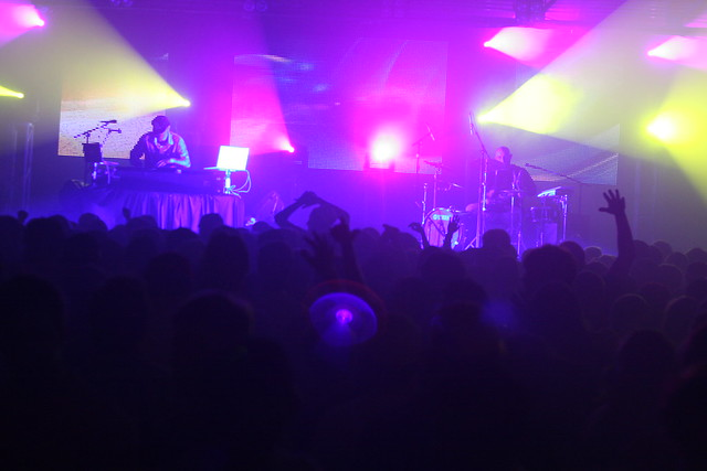 Pretty Lights @ Warehouse Live