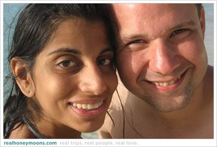 Andy & Shaira - St. John
